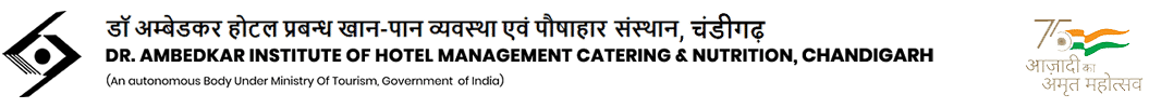 Dr.Ambedkar Institute of Hotel Management Chandigarh | Catering and Nutrition